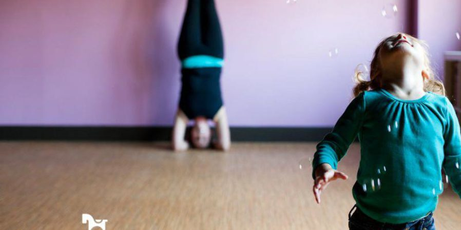 What is MamaYoga? An interview with Kate Loewengart